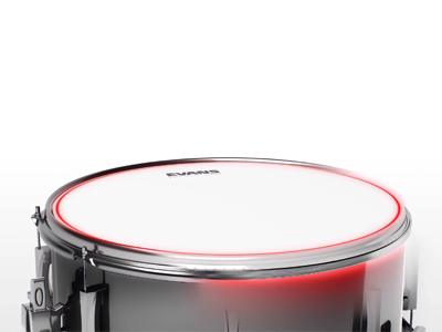 Evans Drumheads by D'Addario